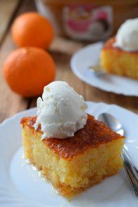 Portokalopita recipe, Greek orange cake with syrup