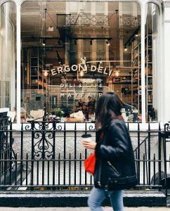 Ergon London, Greek restaurant in Maddox Street