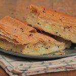 Tiropita Recipe - Greek Cheese Pie