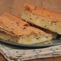 Tiropita Recipe - Greek Cheese Pie