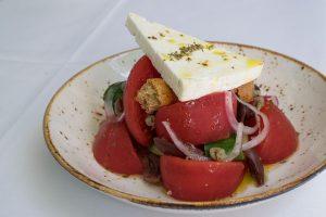 Greek Salad at Nerai NYC