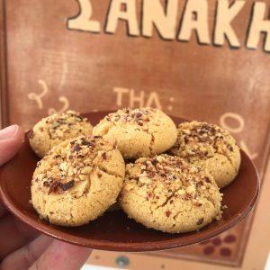 Greek butter cookies recipe