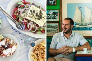 My Greek Salad - The Cookbook